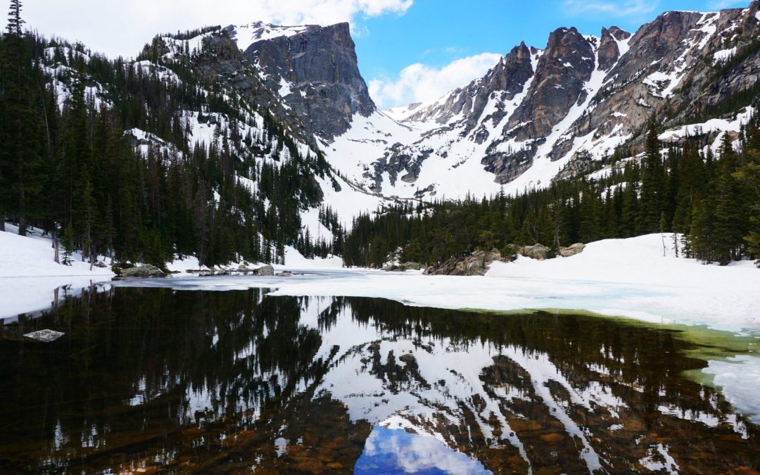 Hiking the Dream Lake Trail