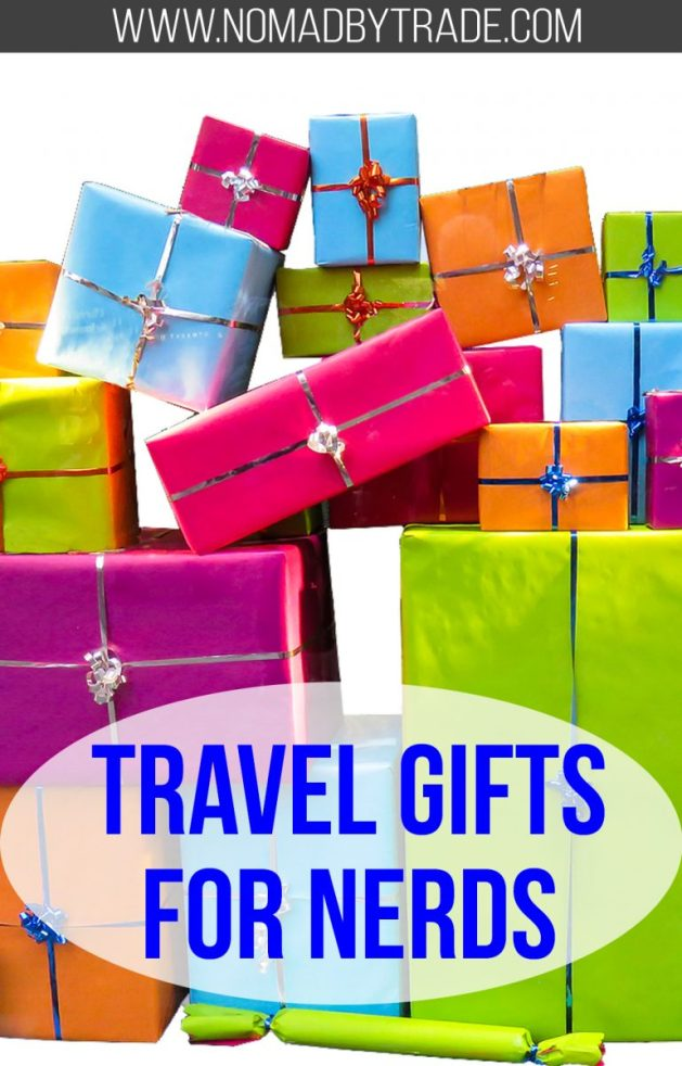 Find the best travel gifts for nerds who travel in this post. Featuring luggage, backpacks, bathroom kits, luggage tags, travel journals, and more with Star Wars, Star Trek, Harry Potter, Doctor Who, Game of Thrones, Lord of the Rings, and comic book favorites. #ChristmasGifts #TravelGifts #GiftGuide #NerdGifts #HarryPotter #StarWars #StarTrek #DoctorWho #Marvel #DC #LordOfTheRings