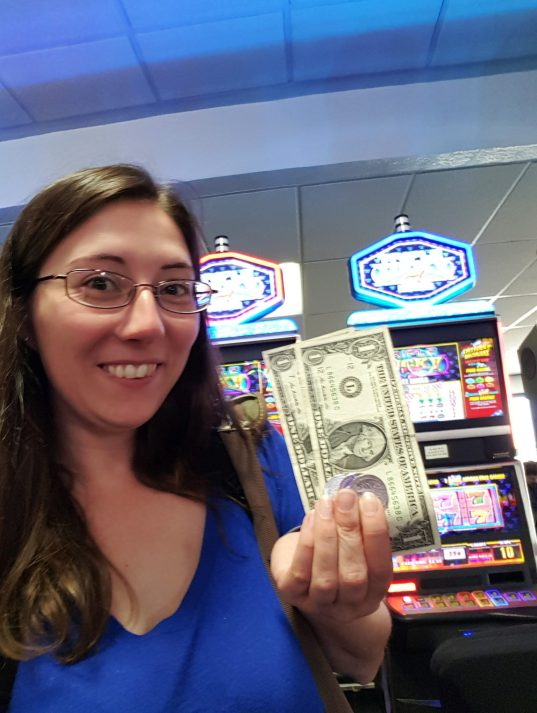Slots at the Reno airport