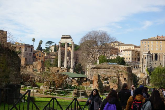 The Roman Forum tour