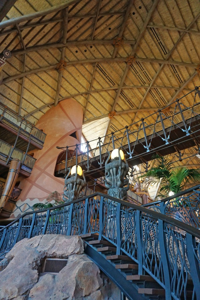 Jambo House lobby - Animal Kingdom Lodge tips