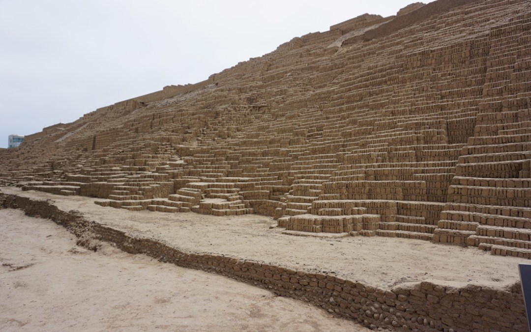 Visit the Pre-Incan Ruins of Huaca Pucllana in Lima