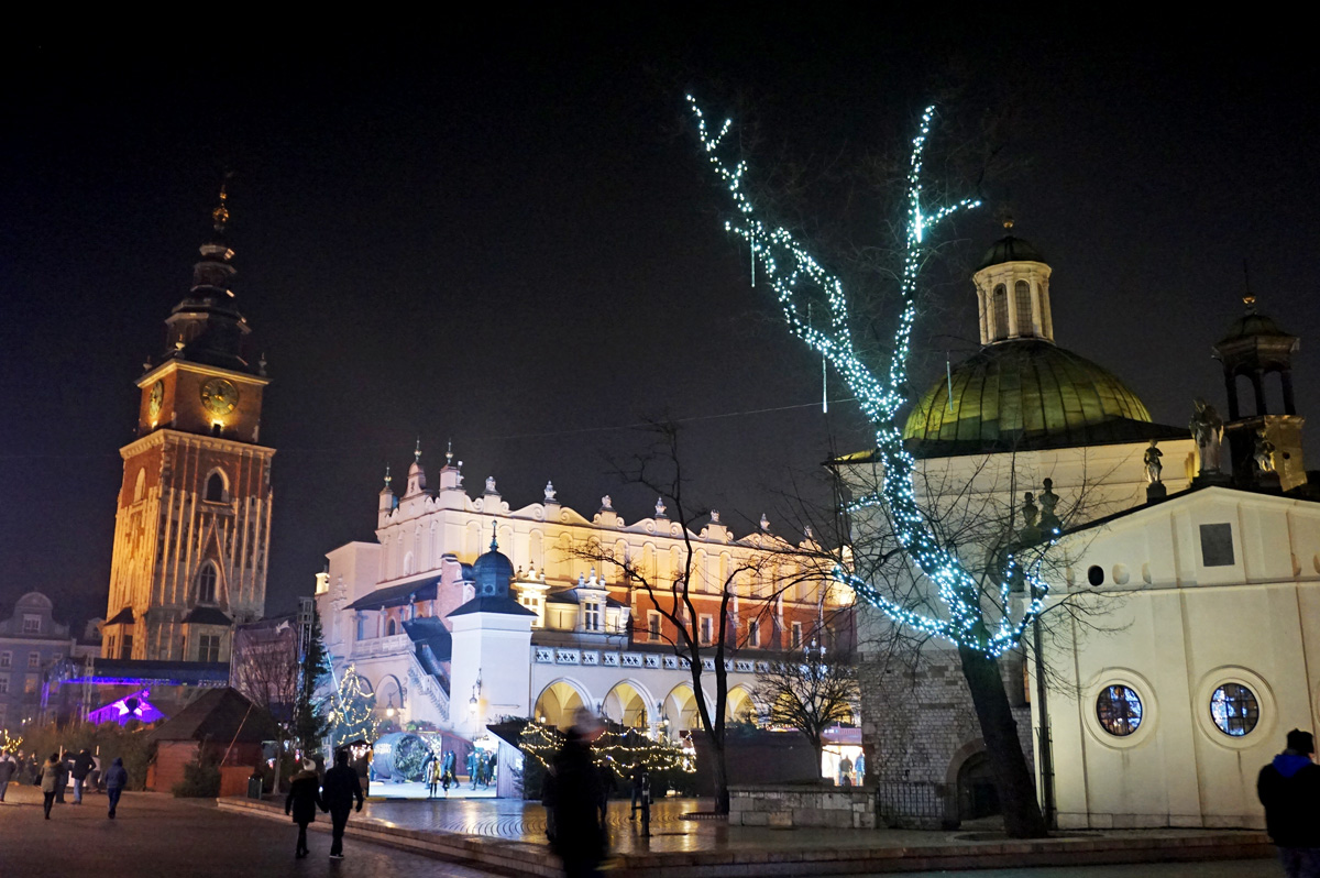 Krakow Christmas Market Guide Nomad By Trade