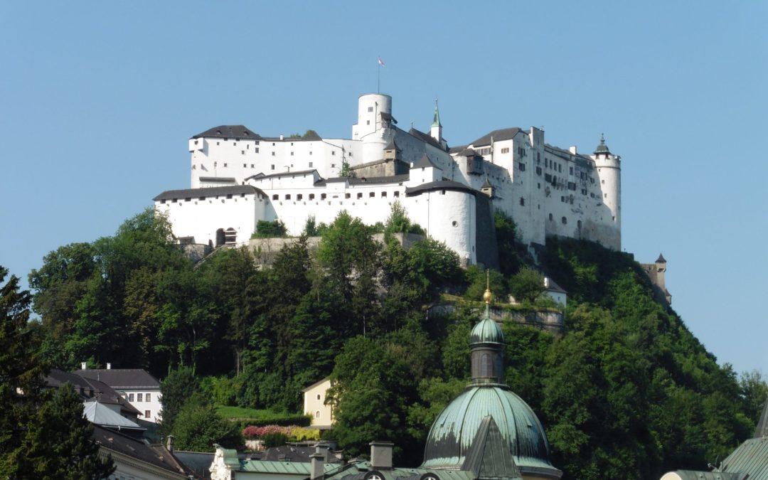 Get the Best Views of Salzburg at Hohensalzburg Fortress