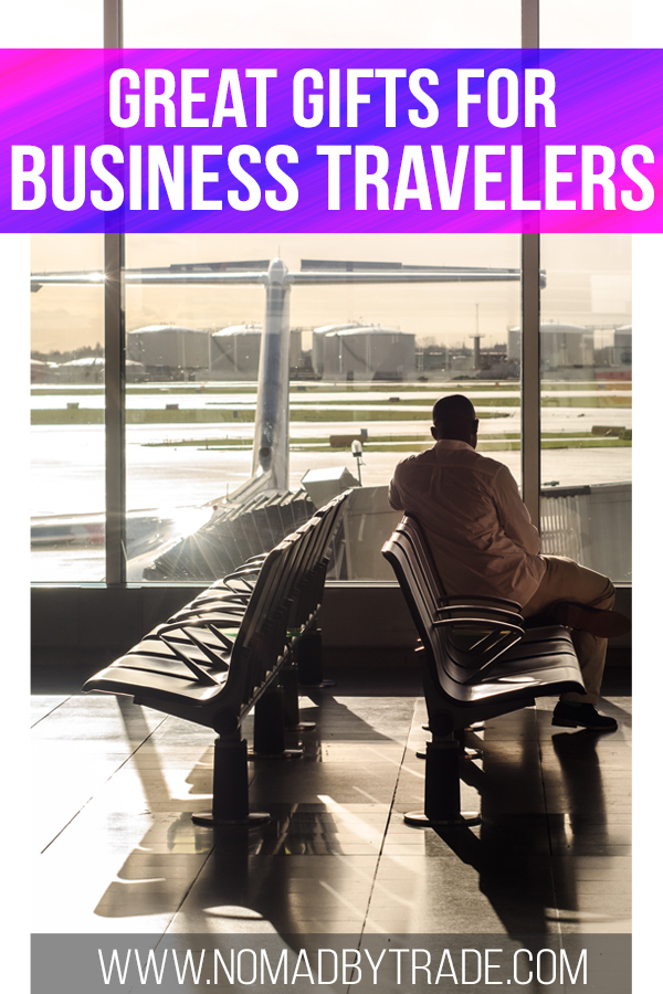 These great gifts for business travelers are perfect for any road warriors and jet setters. With carry on essentials, business clothes, and gadgets, these travel gifts will answer all your questions about what to buy business travelers.