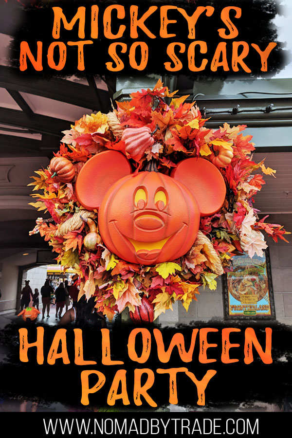 Halloween Feest.The Grown Up S Guide To Mickey S Not So Scary Halloween
