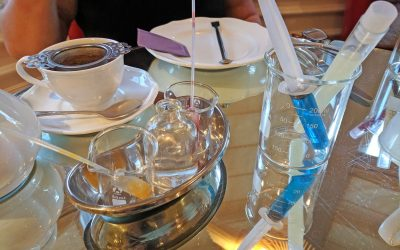 You'll Love this Quirky Science Themed Afternoon Tea in London