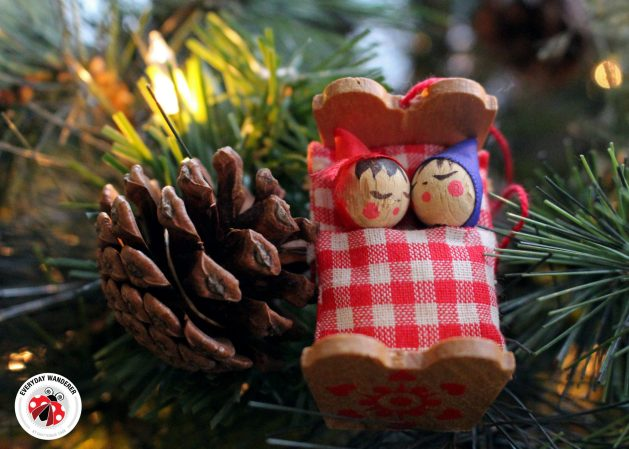 Christkindlmarkt ornament - Everyday Wanderer