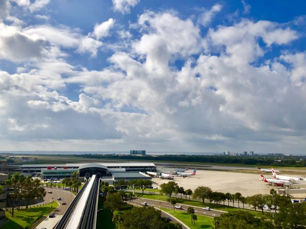 Tampa International Airport - TPA