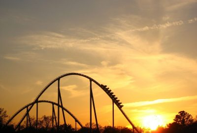 Wild and thrilling roller coasters around the world