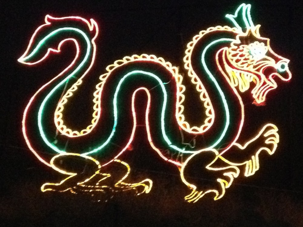 Zoo Lights Colorado Springs