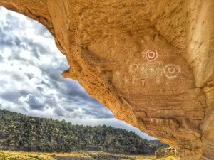 Canyon Pintado Guide: Canyon Pintado Sun Dagger Site
