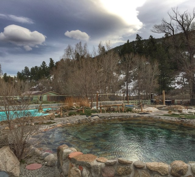 Cottonwood Hot Springs Pools