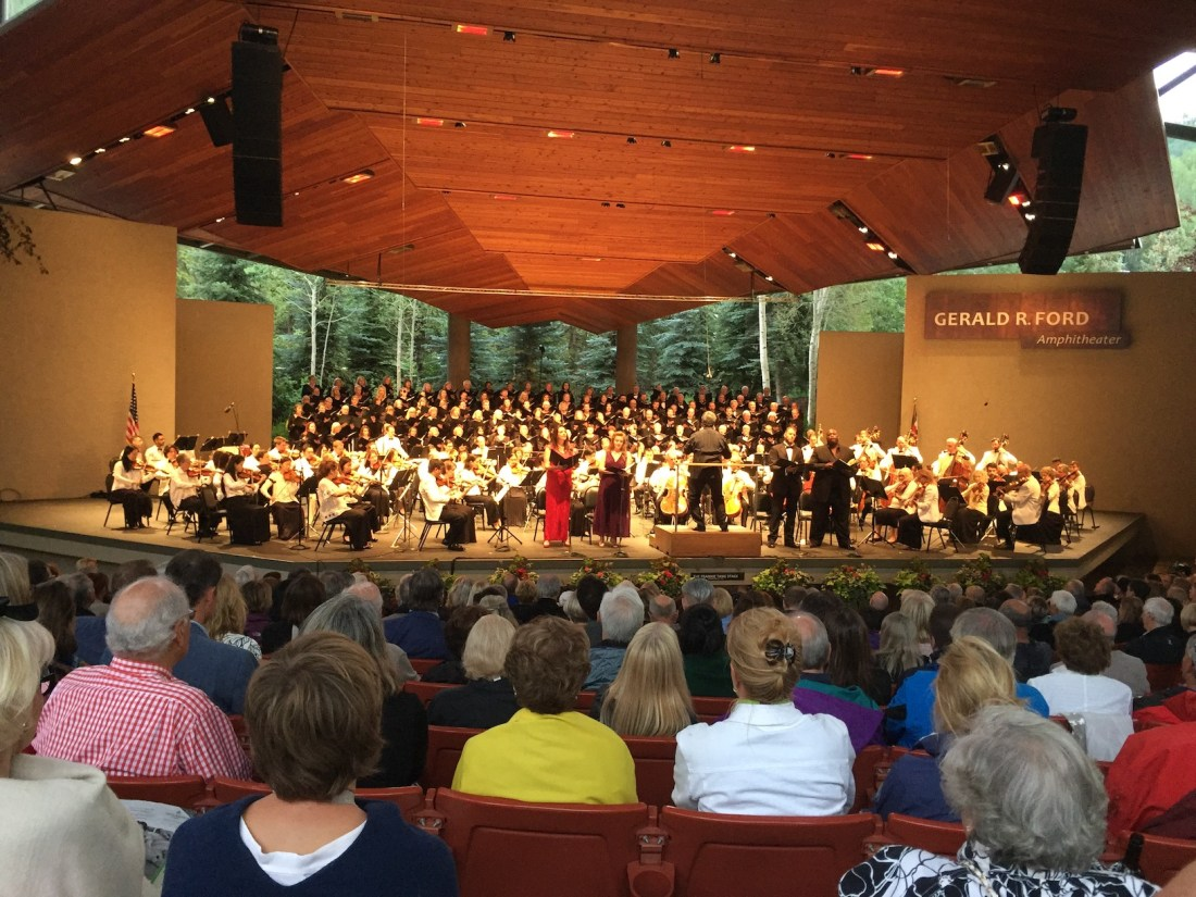 Bravo Festival At The Gerald R Ford Amphitheater Nomad