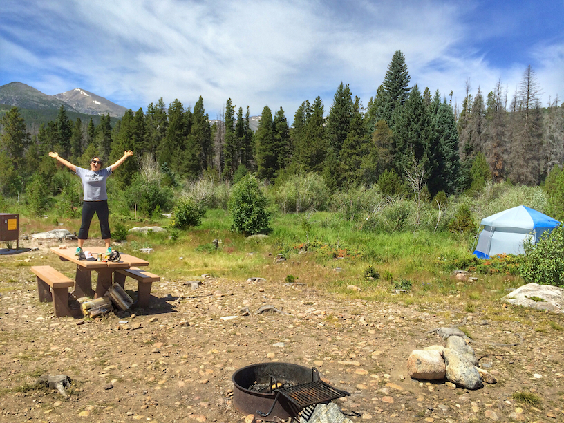 Convince Your Partner to Love Camping