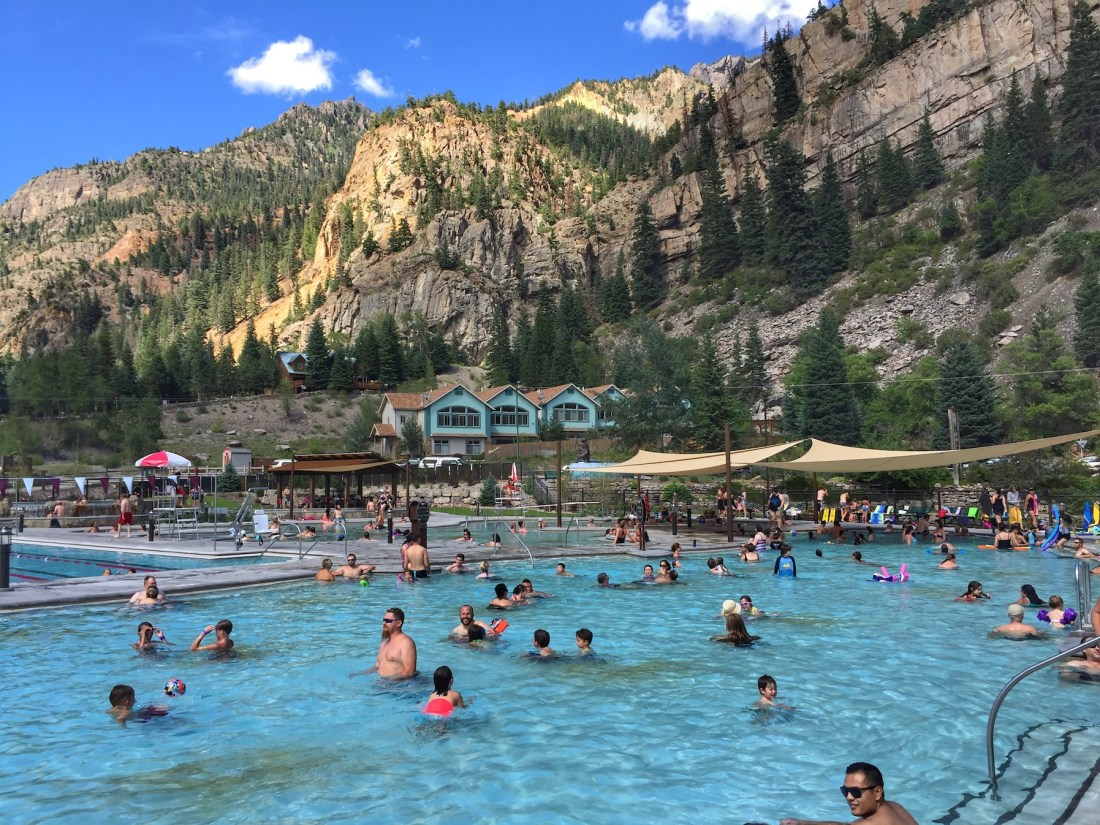 6 Best Colorado Hot Springs for Kids