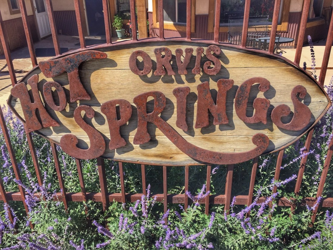 Orvis Hot Springs – A Naturist's Paradise