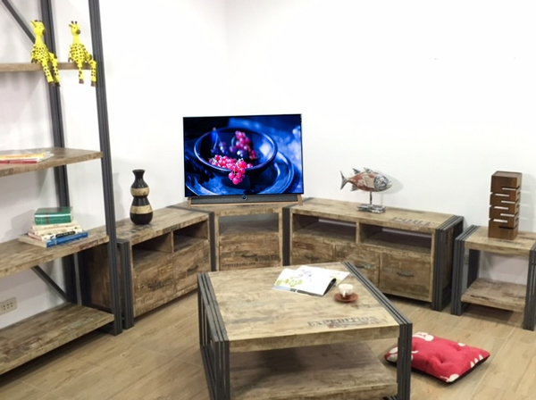 le blog nomadde meuble tv industriel