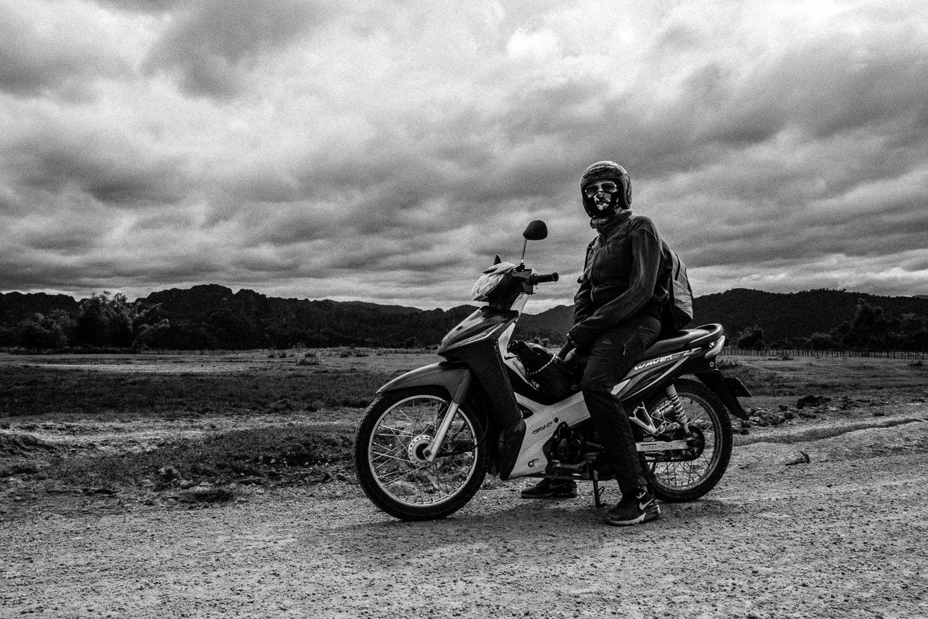 La Thakhek Loop en moto