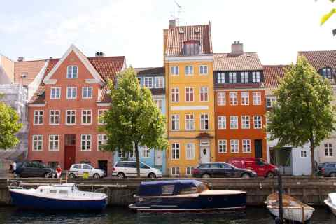 How to find an apartment in Copenhagen.