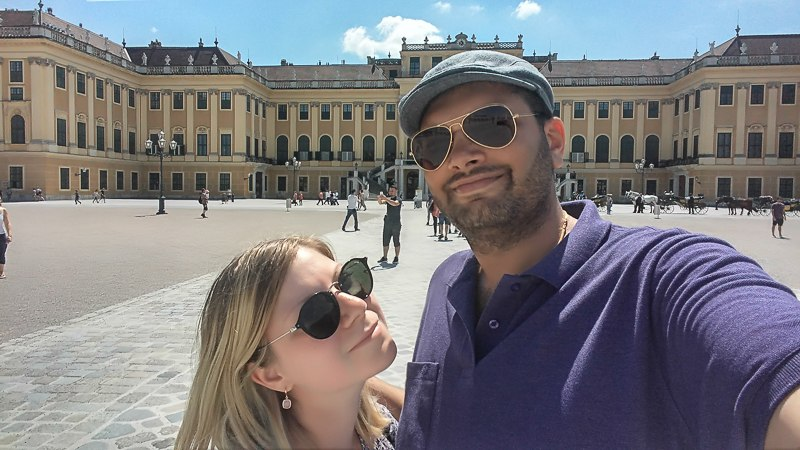 day trip to schönbrunn palace layover