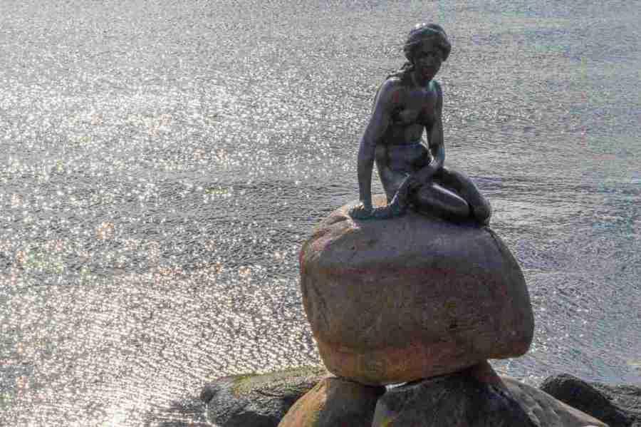 one day in copenhagen itinerary little mermaid
