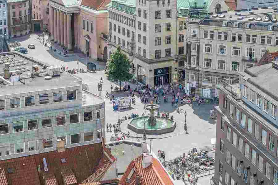 one day in copenhagen itinerary stroget