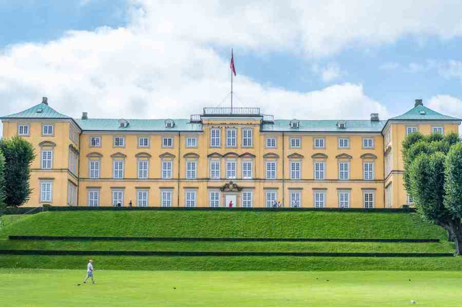 one day in copenhagen itinerary frederiksberg palace