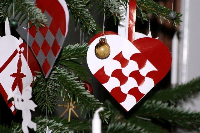 Christmas in Denmark Christmas Hearts Julehjerte