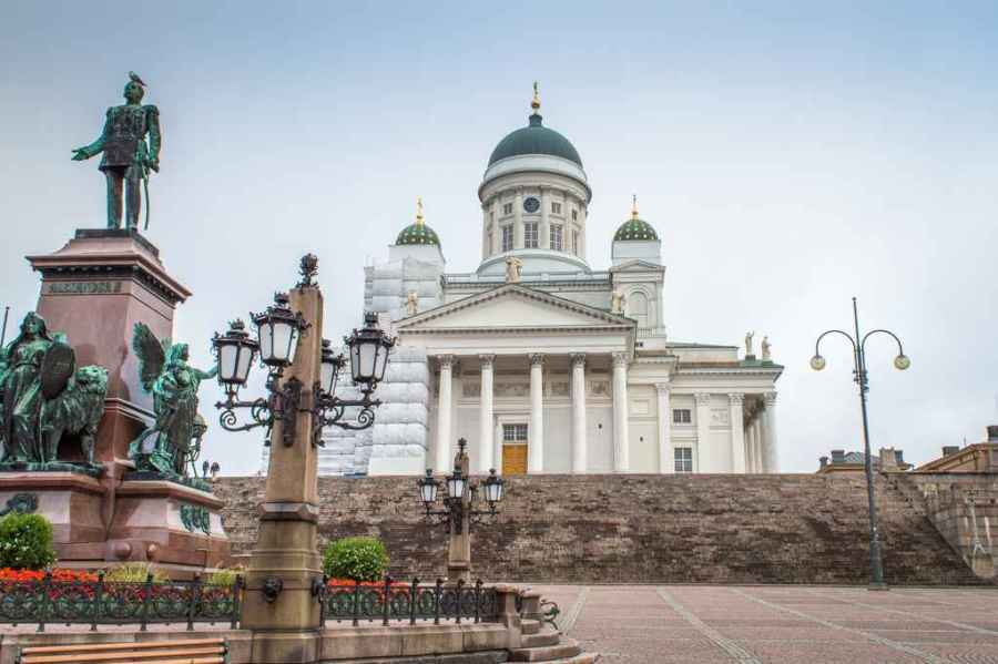 Most Beautiful Places in Finland, Capital Region, Helsinki