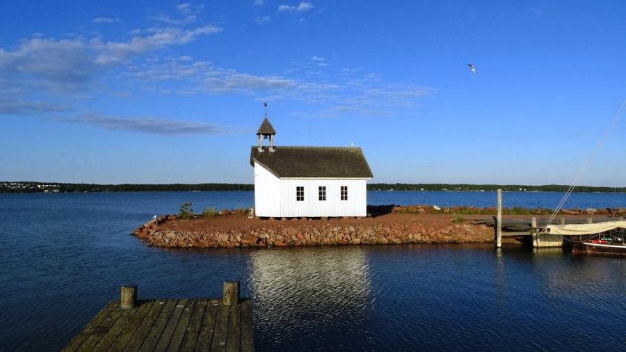 Most Beautiful Places in Finland, Åland Islands, Mariehamn