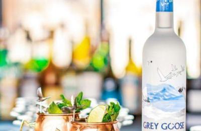 Le cocktail de la semaine, le French Mule par Grey Goose