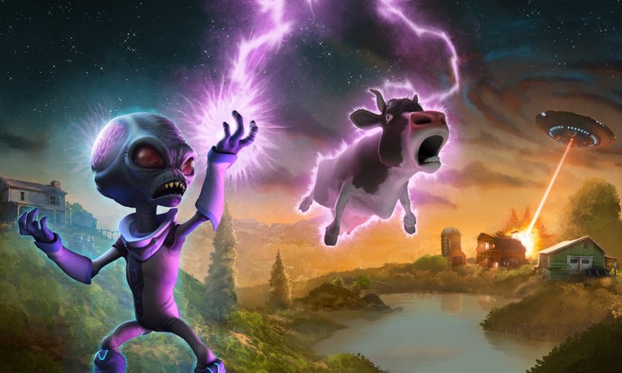 Destroy All Humans! le test, un remake jouissif et non politiquement correct