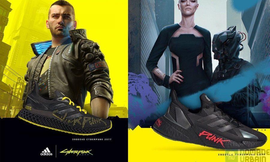 Adidas x Cyberpunk 2077, la collaboration qui ne me rend pas jaloux de l'Asie…