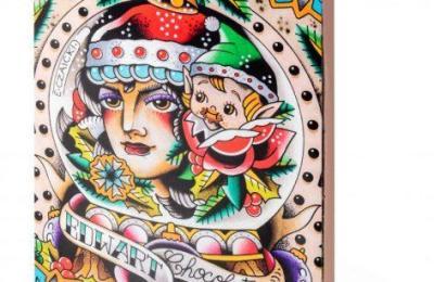 Le Calendrier de l'Avent Edwart, pour les tatoués gourmands