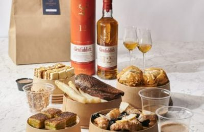 Glenfiddich 12 ans Triple OAK X Julien Bocuse, le pairing frenchie