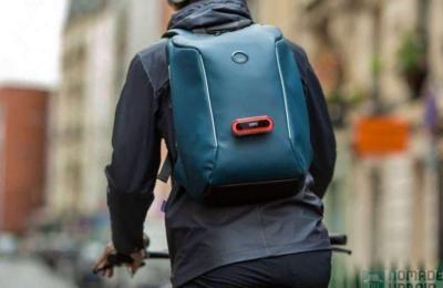 Securain, Delsey et Cosmo Connected créent le sac de la mobilité urbaine