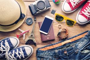 Travel with teens accessories