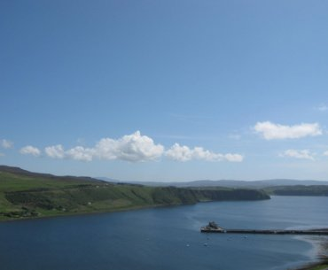 Isle of Skye offers scenic views
