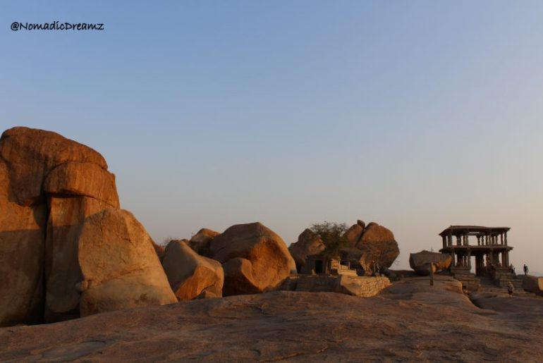Places to visit in Hampi in two days