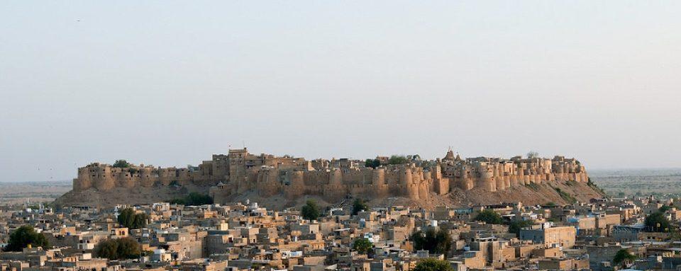 Jaisalmer Fort (Image Credit Koshy Koshy)
