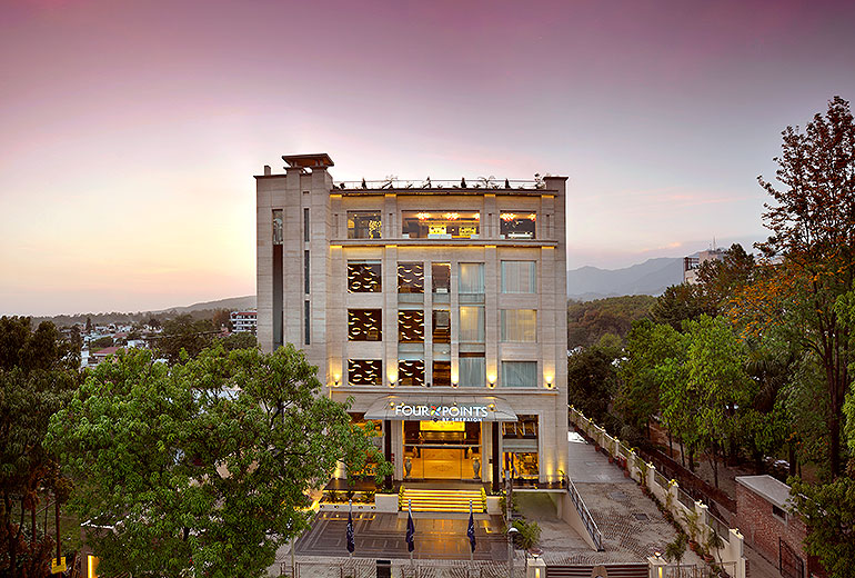 Best Dehradun Hotels