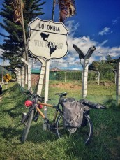 Crossing South America on a bamboo bicycle
