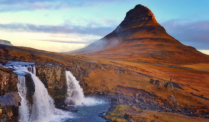 Beautiful Water Fall Scenery Wallpapers 30 Fantastic Photos From Iceland To Inspire Your Next Trip