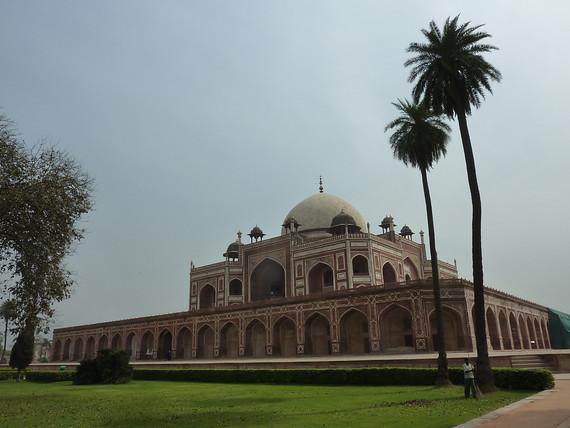 Humayuns Tomb, Delhi - India