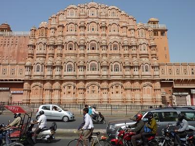 Hawa Mahal, Jaipur - India