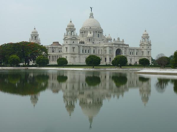 Victoria Memorial, Kolkata - India