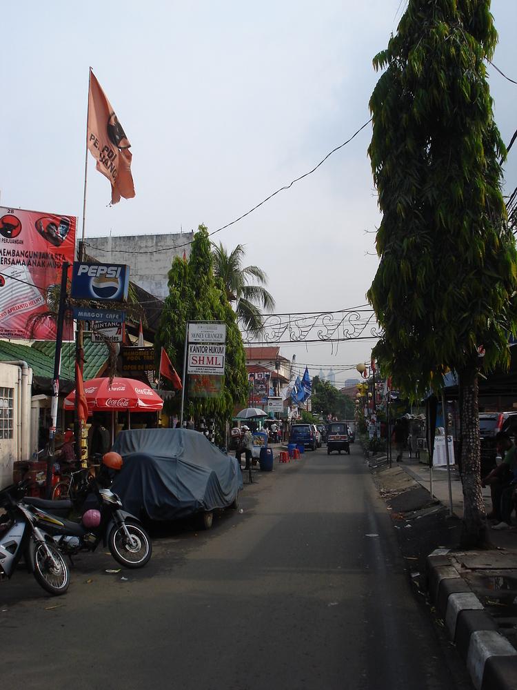 Jalan Jaksa - Jakarta