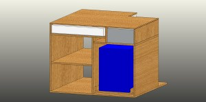 Drawer design