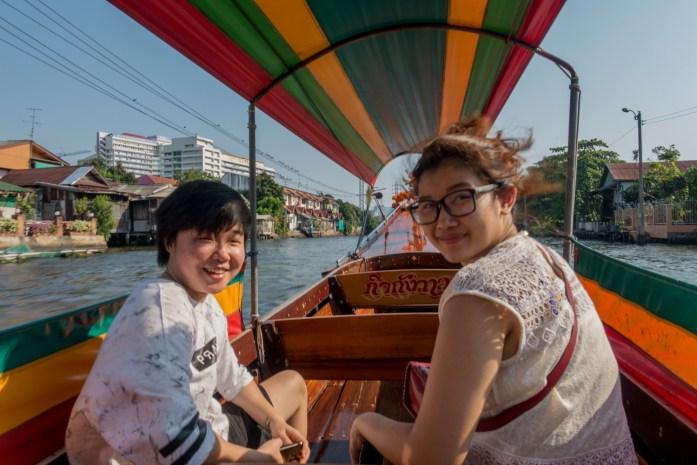 thailand, bangkok, river, boat ride